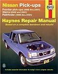 Haynes Nissan Pick-Ups '98-'04: Front...