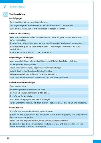 Musterbriefe Pons : Libro pons bürokommunikation deutsch musterbriefe