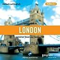 Sprachurlaub in London: Zwischen Tower und Notting Hill Hörbuch von  div. Gesprochen von:  div.