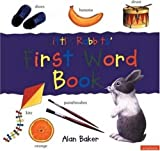 Little Rabbits' First Word Book (Little Rabbit Books) (075345355X) by Baker, Alan
