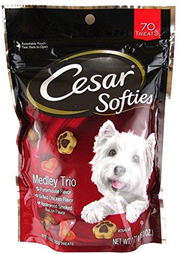 cesar-softies-medley-trio-dog-treats-67-oz-70-treats-pack-of-8
