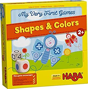 My Very First Games - Shapes and Colors