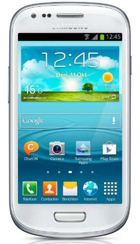 51QWMhKNI0L. SL500  Samsung GT i8190L Galaxy S3 Mini White factory Unlocked 850/1900/2100 3G