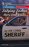 Judging Joshua (Harlequin American Romance) (037375082X) by Wilson, Mary Anne