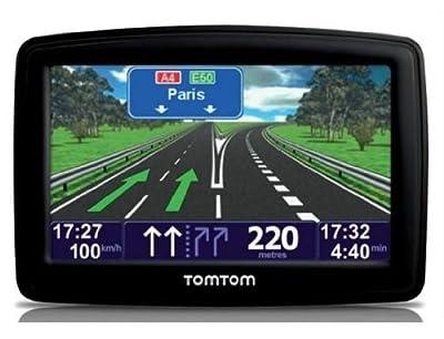 TomTom XL Classic Local Navigationssystem ( 4.3 Zoll Display,starrer Monitor, 16:9,einzelne Länder ) von TomTom auf Reifen Onlineshop