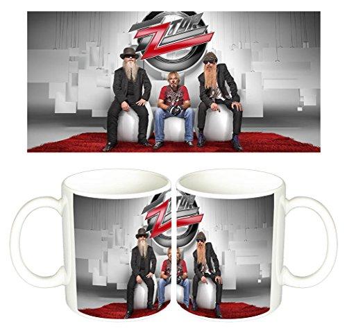 ZZ Top Tazza Mug