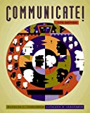 Communicate! (with CD-ROM and InfoTrac) (0534639364) by Verderber, Rudolph F.