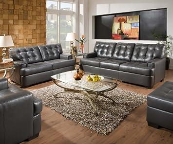 Simmons Upholstery Soho Loveseat 9590-02