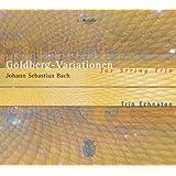 Bach, Jean-Sébastien : Variations Goldberg Bwv 988 pour Trio À Cordes