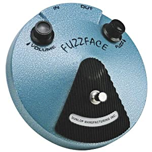 Good deal on the Dunlop JH-F1 Jimi Hendrix Fuzz Face at Amazon