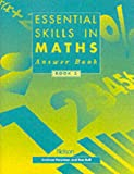 Essential Skills in Maths: Answer Book 3 (Essential Numeracy) (0174314655) by Newman, Graham