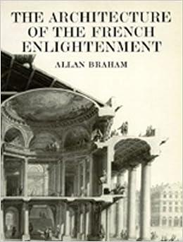 amazon books, amazon, architecture, french enlightenment, paris, france, trwindowservices