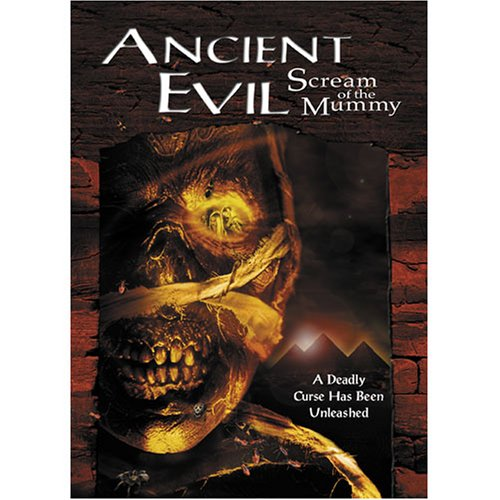 Cover art for  Ancient Evil: Scream of the Mummy
