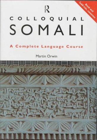 Colloquial Somali (Colloquial Series)