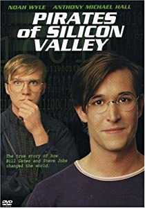 "Cover of ""Pirates of Silicon Valley"""