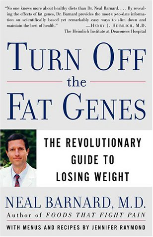 Turn Off The Fat Genes: The Revolutionary Guide To Losing Weight front-382730