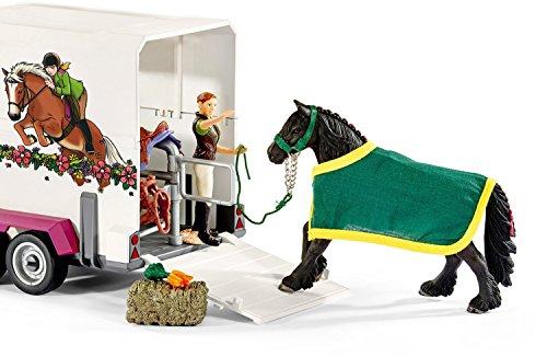 Schleich Pferdeanhänger und Pick-Up (Produkt-Nr. 42346) - 3