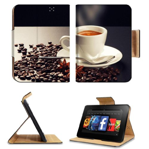 #1  Hot Steam Coffee Beans Cup Amazon Kindle Fire HD 7 [2012 Version Only September 14, 2012] Flip Case Stand Magnetic Cover Open Ports Customized Made to Order Support Ready Premium Deluxe Pu Leather 7 11/16 Inch (195mm) X 5 11/16 Inch (145mm) X 11/16 Inch (17mm) MSD Professional Kindle_fire Cases Kindle7 Accessories Build Model Graphic Background Covers Designed Model Folio Sleeve HD Template Designed Wallpaper Photo Jacket Luxury Protector