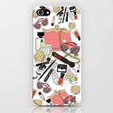 iPhone5ケース/MiuMiu(ミュウミュウ)/NARS(ナーズ)/メイクアップ/パフューム/イラスト/SoftBank/au/docomo/耐衝撃