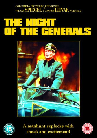 Night of the Generals, The / Ночь генералов (1967)