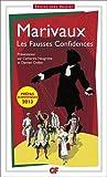 echange, troc Marivaux - Les fausses confidences PREPAS S 2012-2013