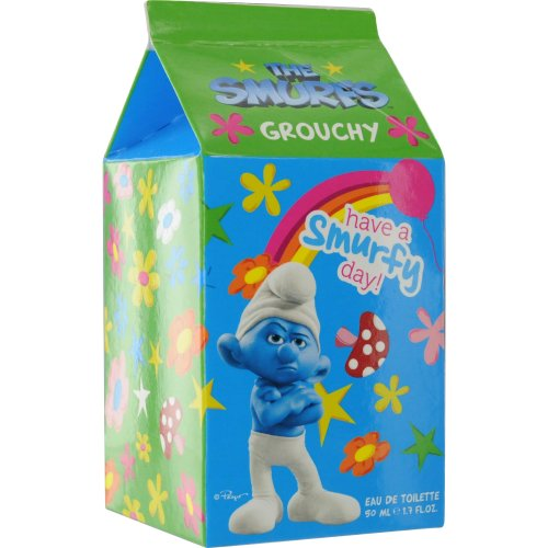 First American Brands The Smurfs Grouchy Eau