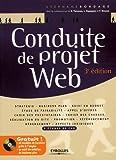 echange, troc Stéphane Bordage, David Thévenon, Laurence Dupaquier, François Brousse - Conduite de projet Web (1Cédérom)