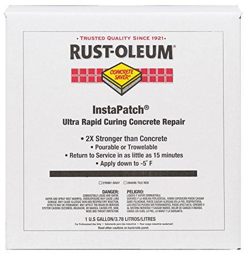 rustoleum-276981-gray-instapatch-concrete-saver-1-gal-kit-box-containing-2-plastic-bottles