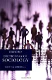 A Dictionary of Sociology (0198609868) by Scott, John