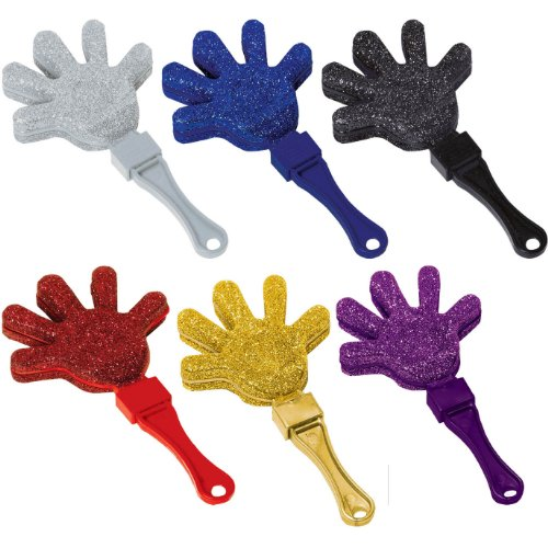 Glitter Hand Clappers