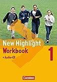 img - for New Highlight 1. Workbook mit Einf hrungskurs und Audio-CD. 5. Schuljahr. Allgemeine Ausgabe book / textbook / text book