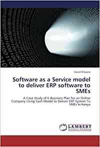 software as a service business plan
