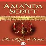 An Affair of Honor | Amanda Scott