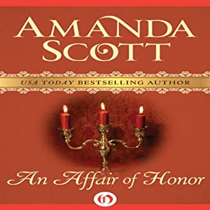 An Affair of Honor | [Amanda Scott]