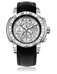 CODEX IDENTITY Chrono Day Date Automatic Rhodium Dial Men's Watch #4401.42.0103.L01