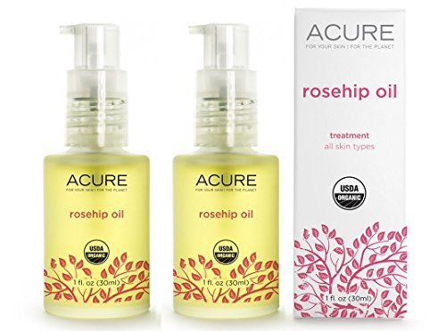 Acure-Organics-Certified-Organic-Cold-Pressed-Rosehip-Oil-For-Face-Body-Natural-Anti-Aging-Environmental-Damage-Serum-With-Vitamin-C-E-1-fl-oz-each-Pack-of-2