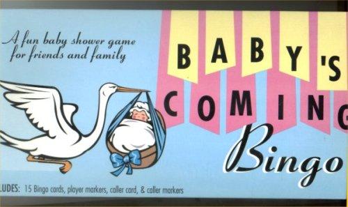 Baby's Coming Bingo - Buy Baby's Coming Bingo - Purchase Baby's Coming Bingo (Forum Novelties, Inc., Toys & Games,Categories,Activities & Amusements)
