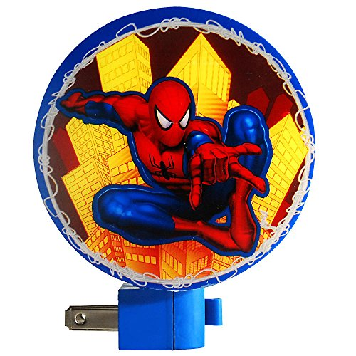 Marvel Spiderman Night Light - 1