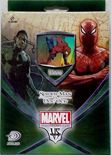 Marvel VS System Trading Card Game: Spider-Man vs. Doc Ock 2-Player Starter Deck - 1