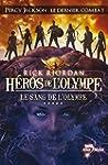 H�ros de l'Olympe - tome 5 : Le Sang...