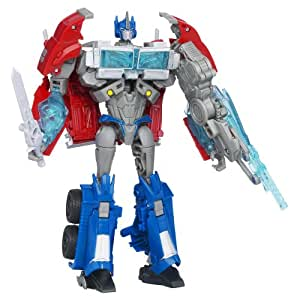 Transformers Prime Robots In Disguise - Autobot Optimus Prime Figure