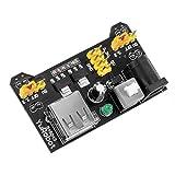 3.3V 5V MB102ブレッドボード用 電源モジュール パワーモジュール