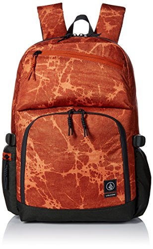 Volcom Men's Over Achiever Backpack, Burnt Orange, One Size (Volcom Cooler Bag compare prices)