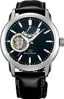 [オリエント]ORIENT 腕時計 ORIENT STAR Classic オリエントスター クラシック セミスケルトン 自動巻き(手巻き機能付) WZ0061DA メンズ
