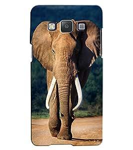 Citydreamz Back Cover For Samsung Galaxy E7|