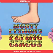 Monty Python's Flying Circus: Children's Stories Radio/TV Program by John Cleese, Michael Palin, Eric Idle