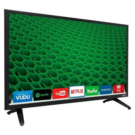 VIZIO D50-D1 50-Inch 1080p Smart LED TV (2016 Model) (Certified Refurbished)