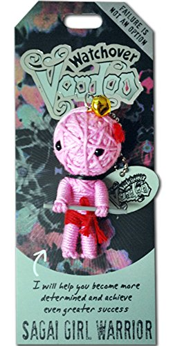 Watchover Voodoo Sagai Girl Warrior Novelty