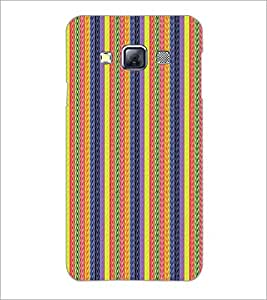 PrintDhaba Pattern D-5128 Back Case Cover for SAMSUNG GALAXY A3 (Multi-Coloured)