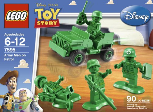 LEGO Toy Story Army Men on Patrol (7595) Amazon.com